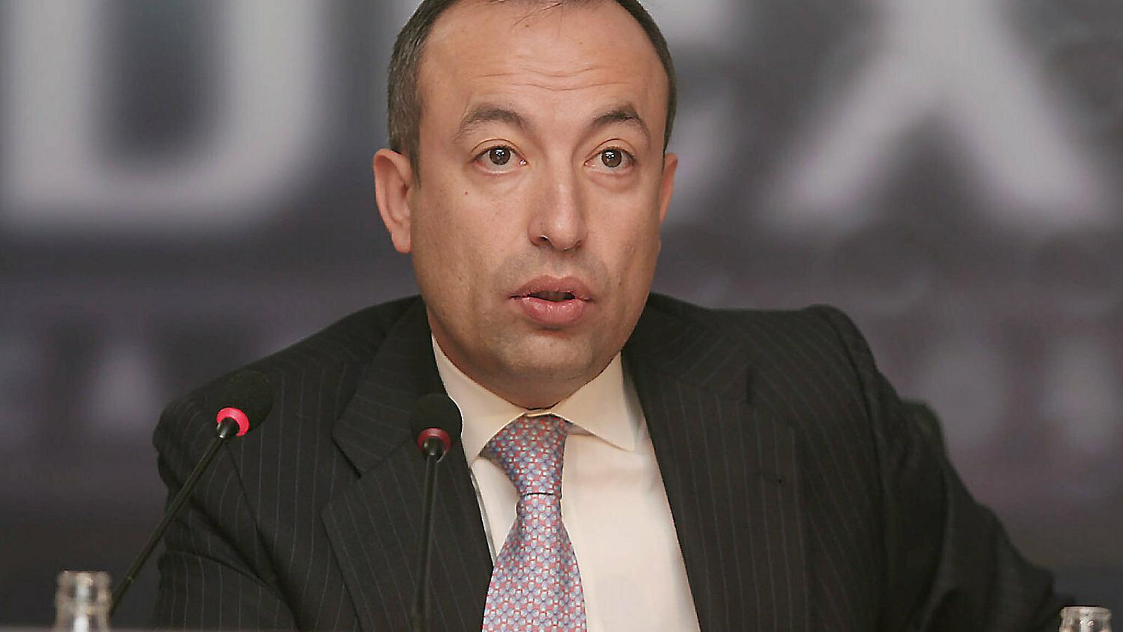 Francisco Celma, soci fundador de la consultora Deloitte, en una imatge d'arxiu.