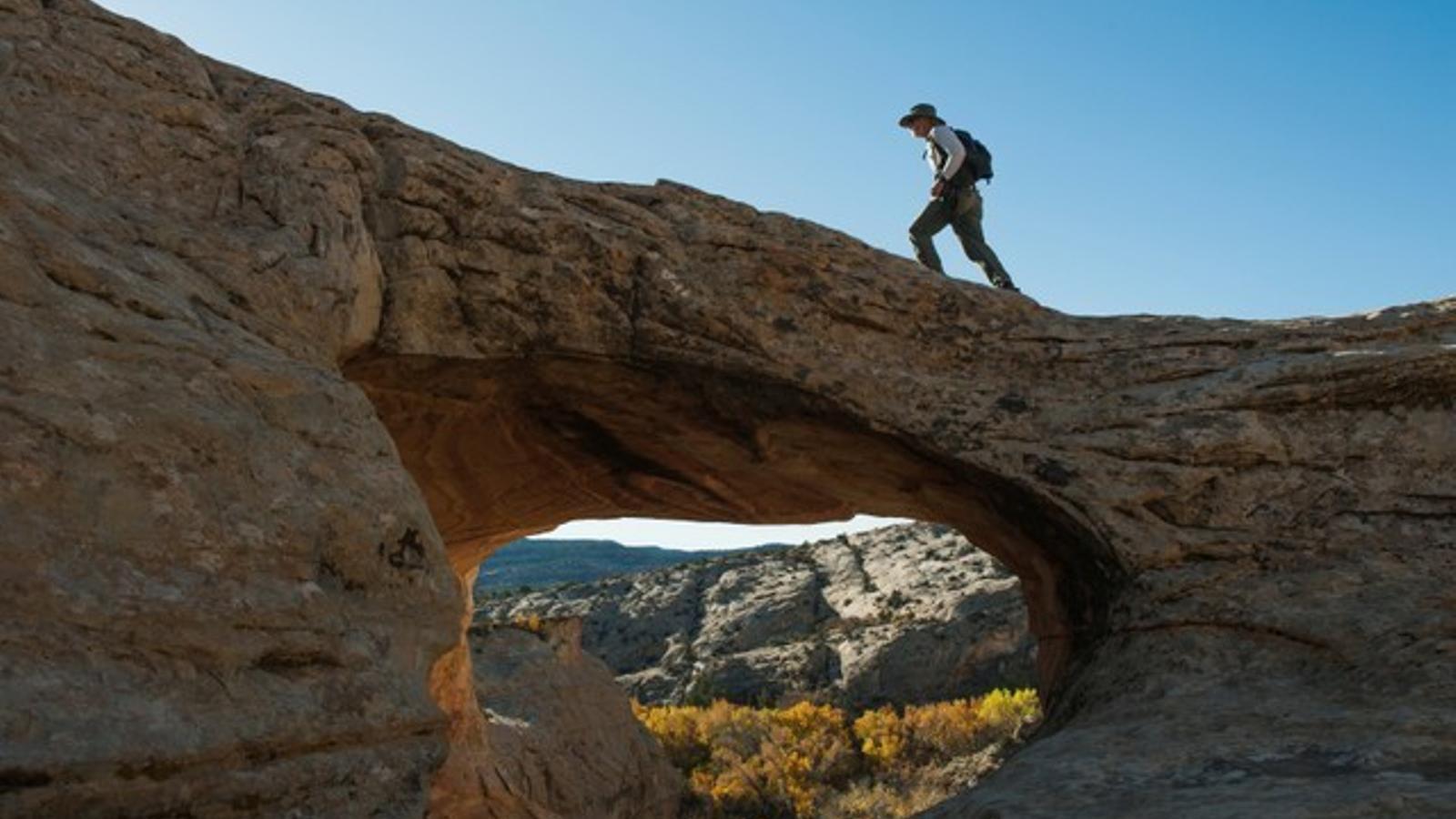 Trump retalla la protecció de parcs de Utah.