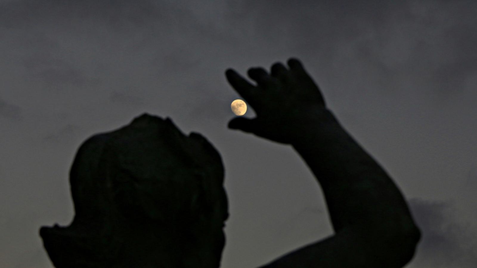 La primera lluna plena del 2016 - Lloret del mar meteo ...