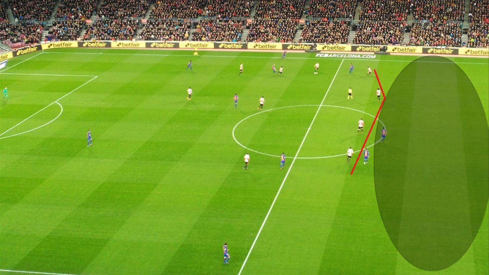 L'Athletic situa el bloc d'equip ben amunt
