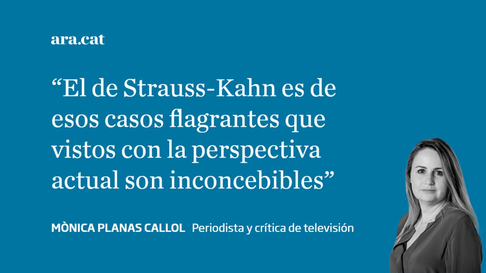 La condena de Dominique Strauss-Kahn