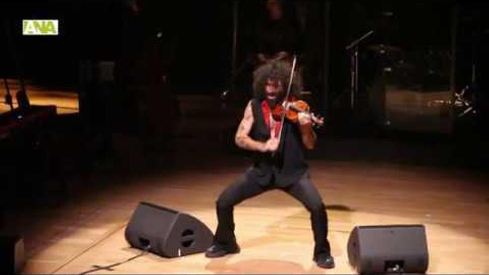 El concert del tret de sortida de l'Ordino Clàssic amb Ara Malikian