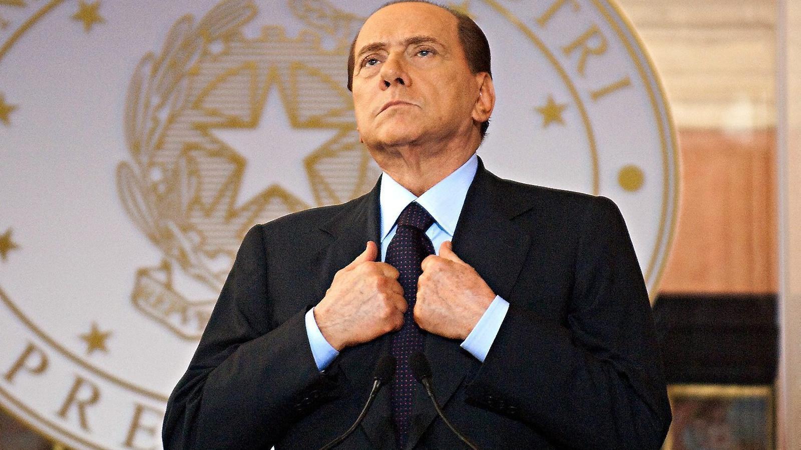 Les 10 frases més inoportunes de Silvio Berlusconi
