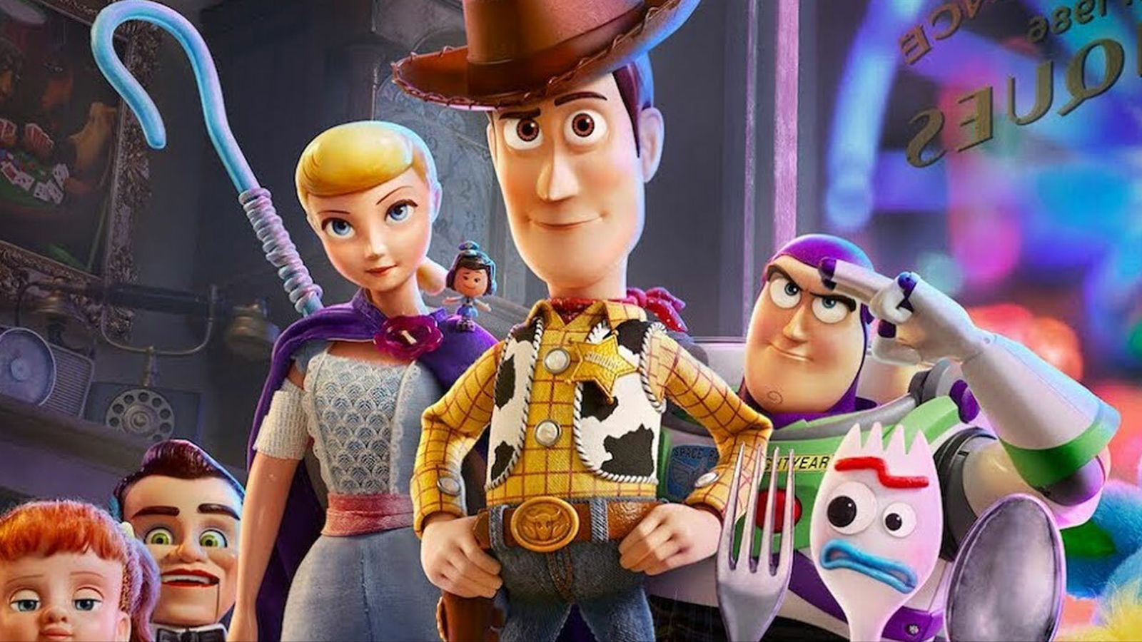 Arriba el tràiler oficial de 'Toy Story 4'