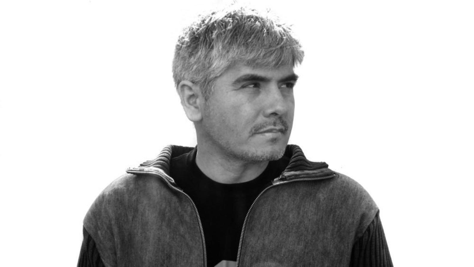 L'escriptor Juan Bonilla
