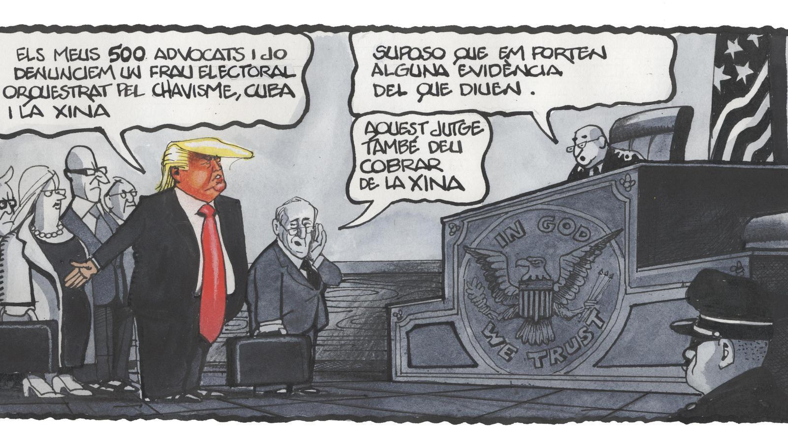 'A la contra', per Ferreres 24/11/2020