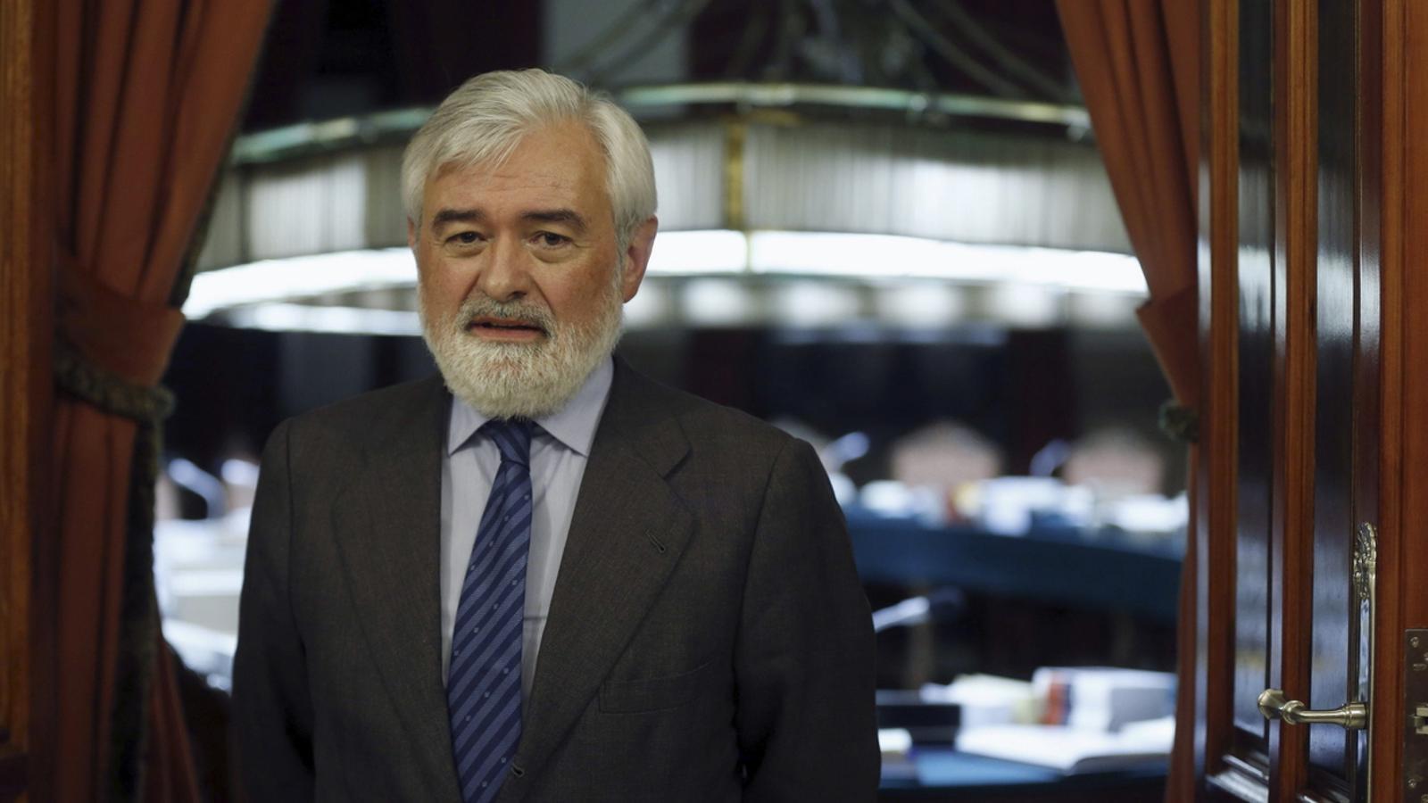 Darío Villanueva, nou director de la SGAE / EFE