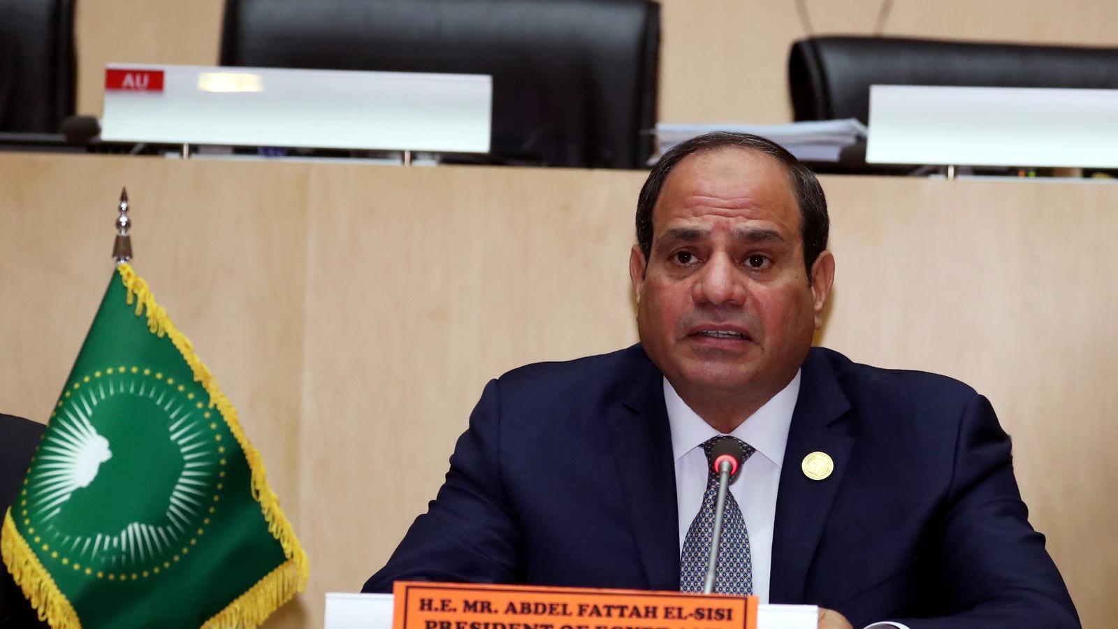 El Parlament egipci aprova una reforma que podria mantenir Al-Sissi al poder fins al 2034