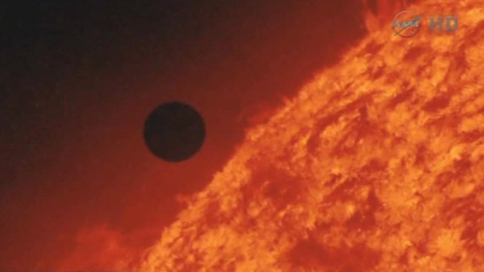 El trànsit de Venus: un espectacle i una oportunitat científica única fins al 2117