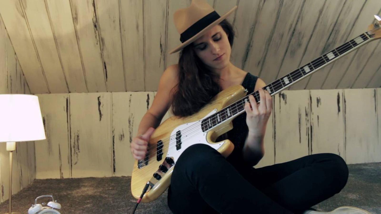 Kinga Glyk, la baixista emergent del so jazz blues a Polònia