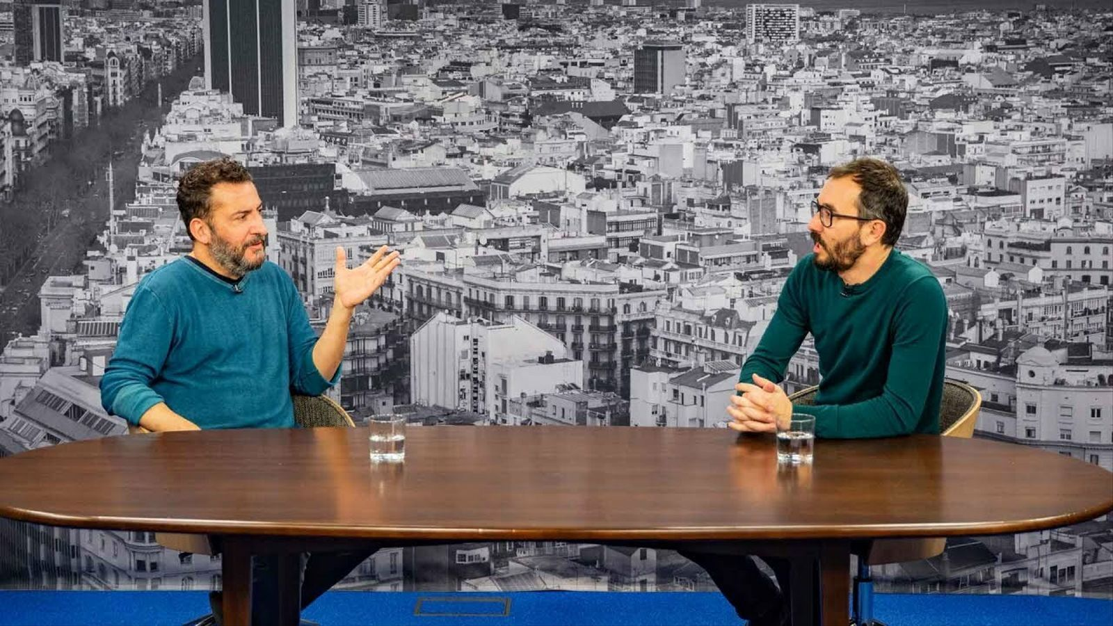 Jair Domínguez entrevista Toni Soler