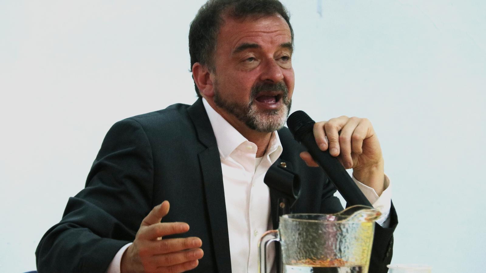 """Bosch, sobre els vetos a recollir l'acta d'eurodiputat: """"Ja n'hi ha prou d'esclafar la democràcia amb la burocràcia"""""""
