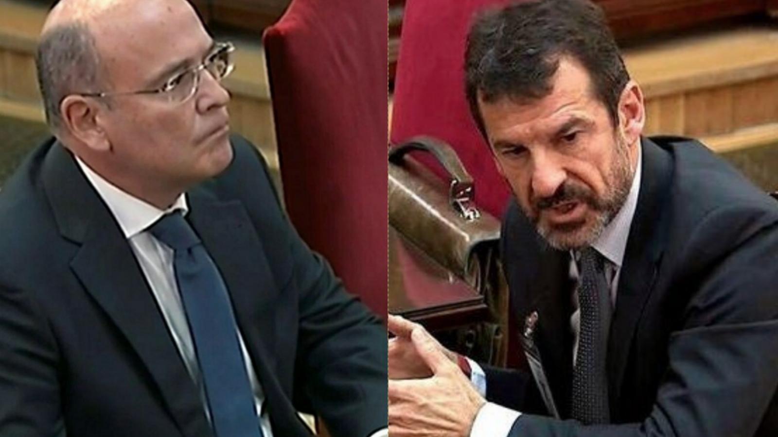 Com hauria sigut el cara a cara entre De los Cobos i Ferran López ajornat per Marchena?