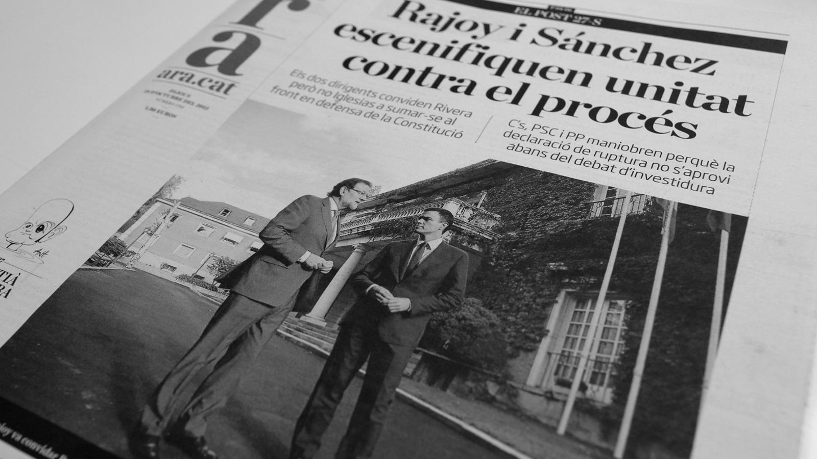 L'editorial d'Antoni Bassas: Qui i com parla a dos milions de catalans?