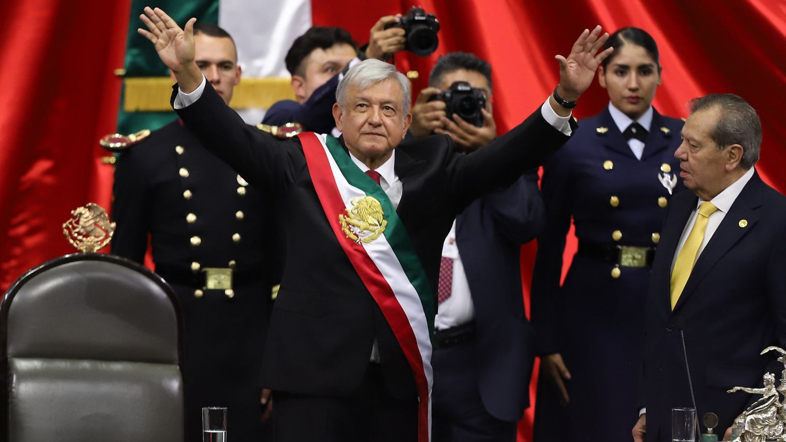Mèxic inicia una nova era
