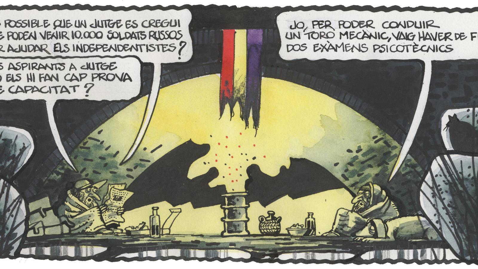 'A la contra', per Ferreres 16/11/2020
