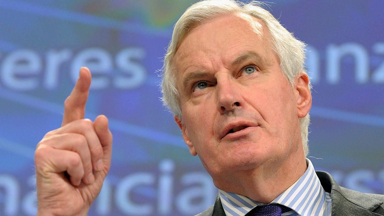 Brussel·les nomena un francès per negociar el Brexit