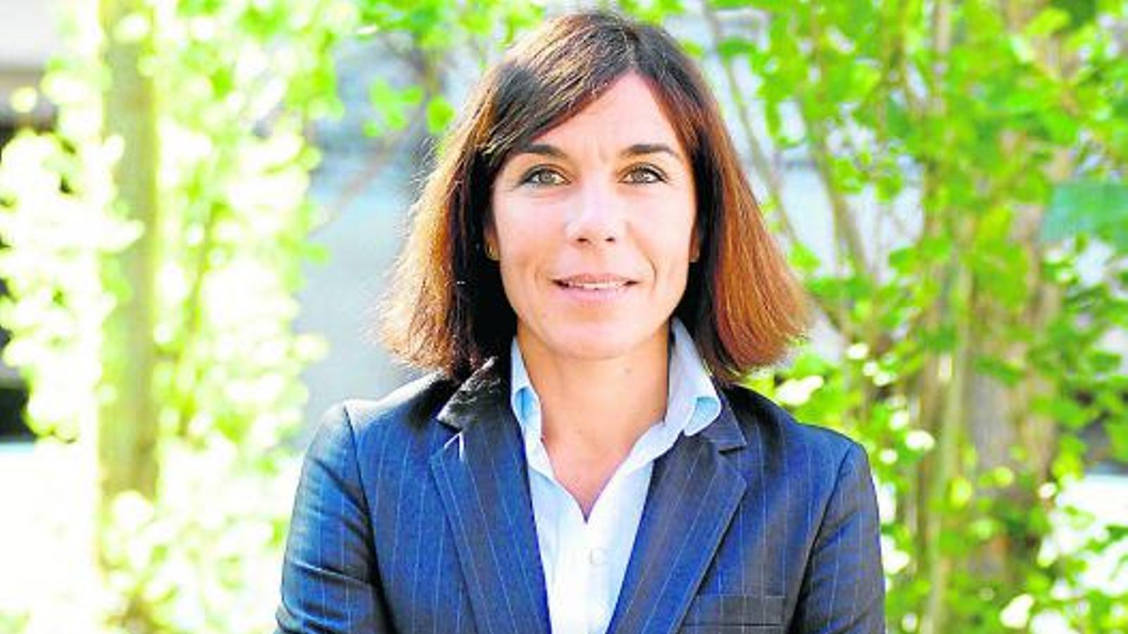 """Pilar Carbonell: """"Molts empresaris d'aquest país no hi veuen més enllà de la porta del negoci"""""""