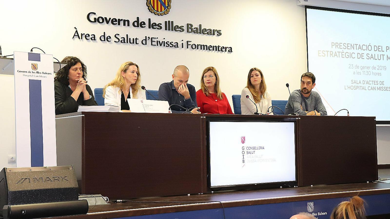 Eivissa afronta el repte de tractar de manera conjunta addiccions i trastorn mental
