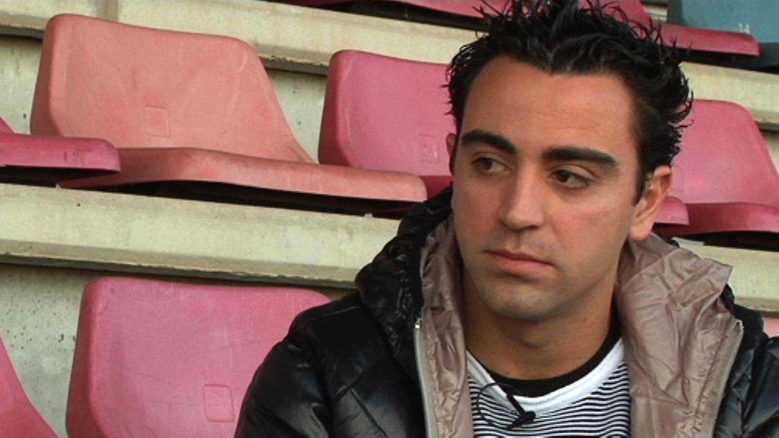 Serà Xavi Hernández qui s'endurà la Pilota d'Or?
