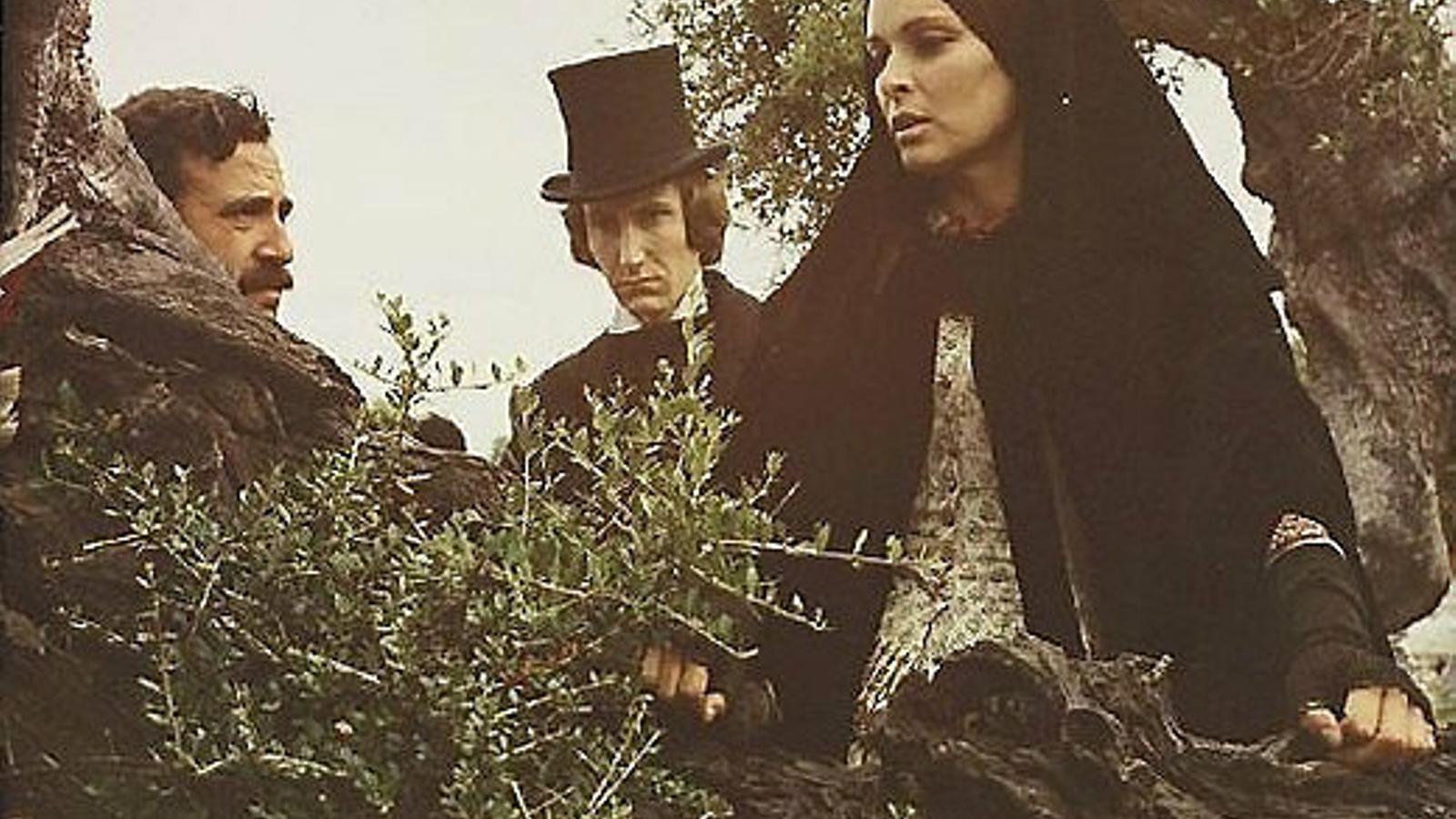 Dos personajes, un equipo,  dos testigos (1969)