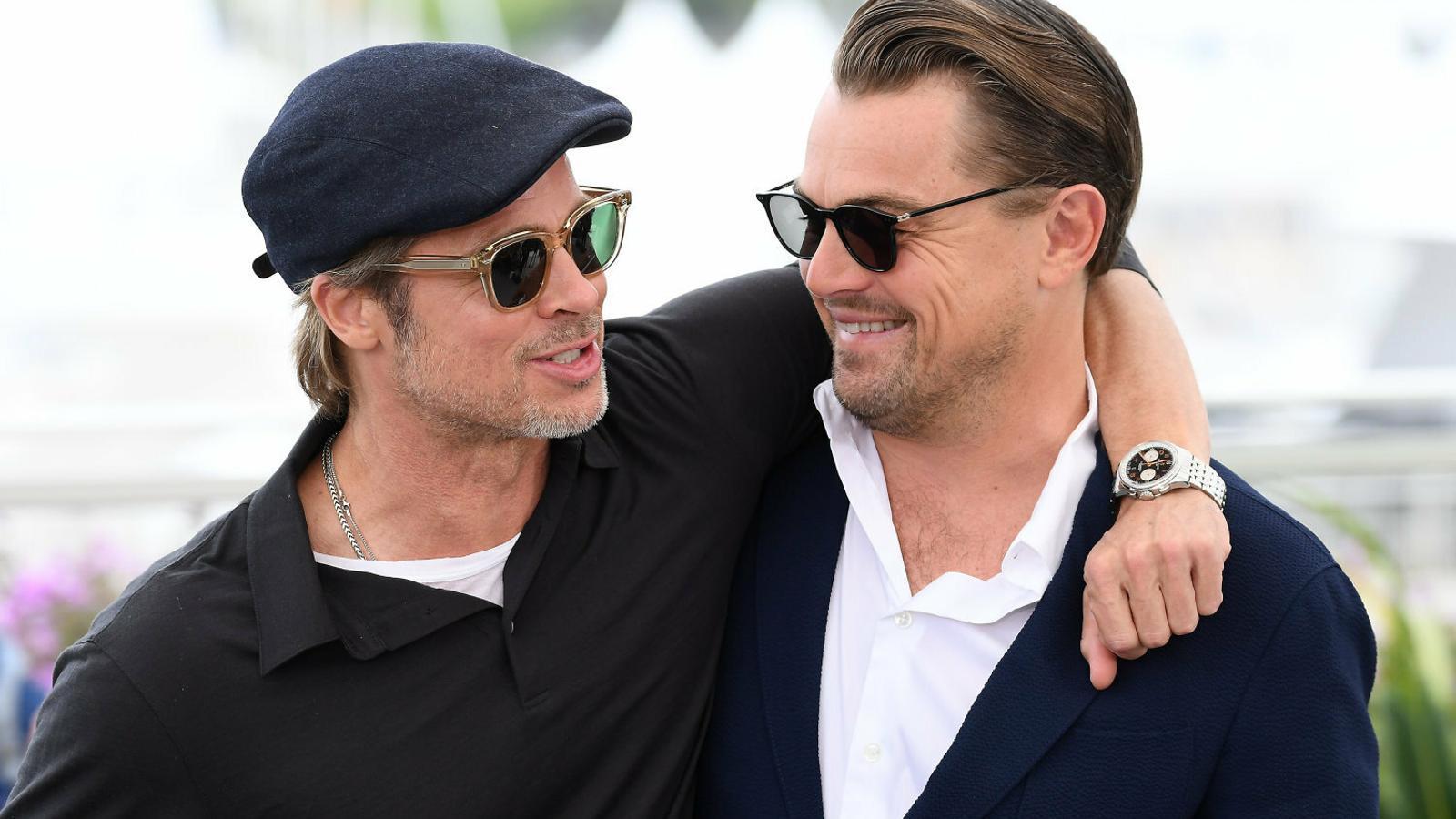 Brad Pitt i Leonardo DiCaprio: la fama, Hollywood i Tarantino