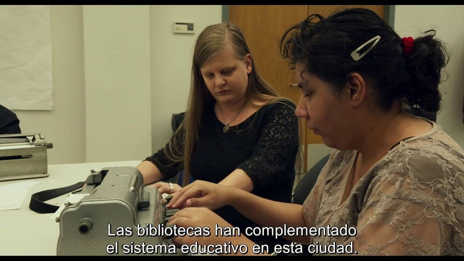 Tràiler del documental 'Ex libris'
