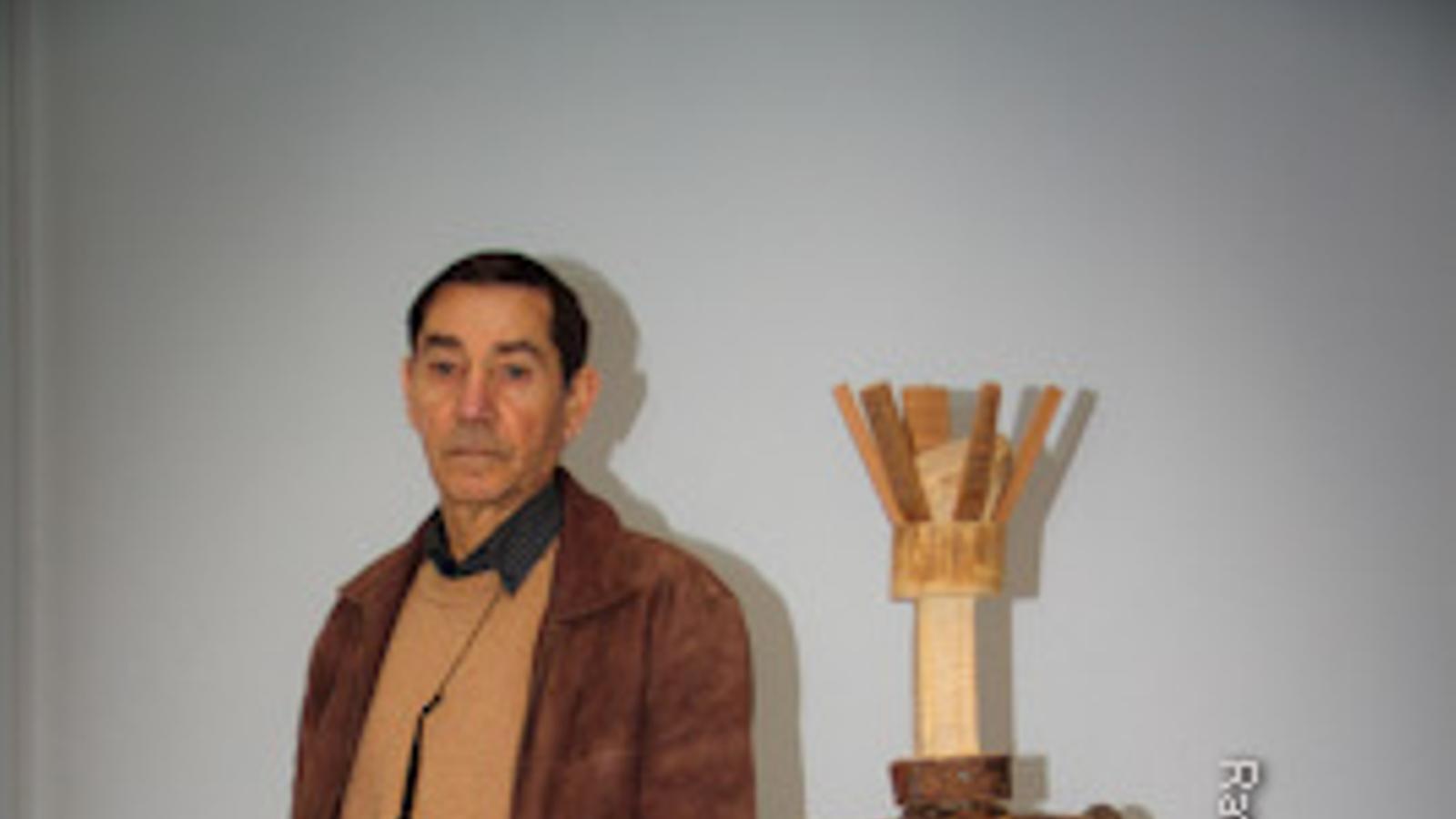 ha mort l 39 artista palmes gerard matas. Black Bedroom Furniture Sets. Home Design Ideas