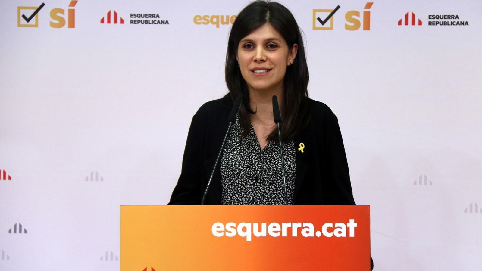 """ERC refusa eleccions a la tardor  i buscarà aprovar els pressupostos amb """"amplia majoria"""""""