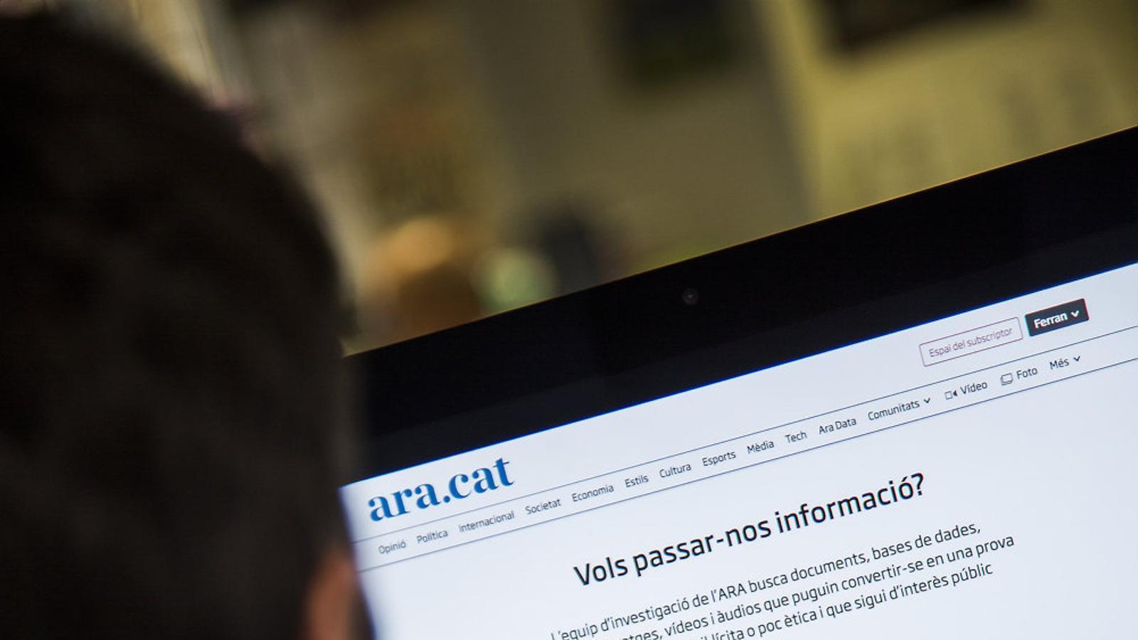 Una nova eina per reforçar el periodisme d'investigació