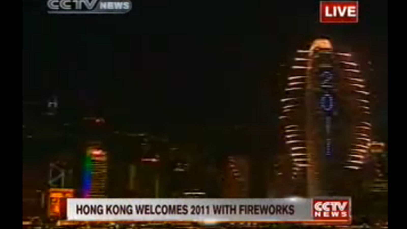 Ja és 2011 (a Hong Kong)