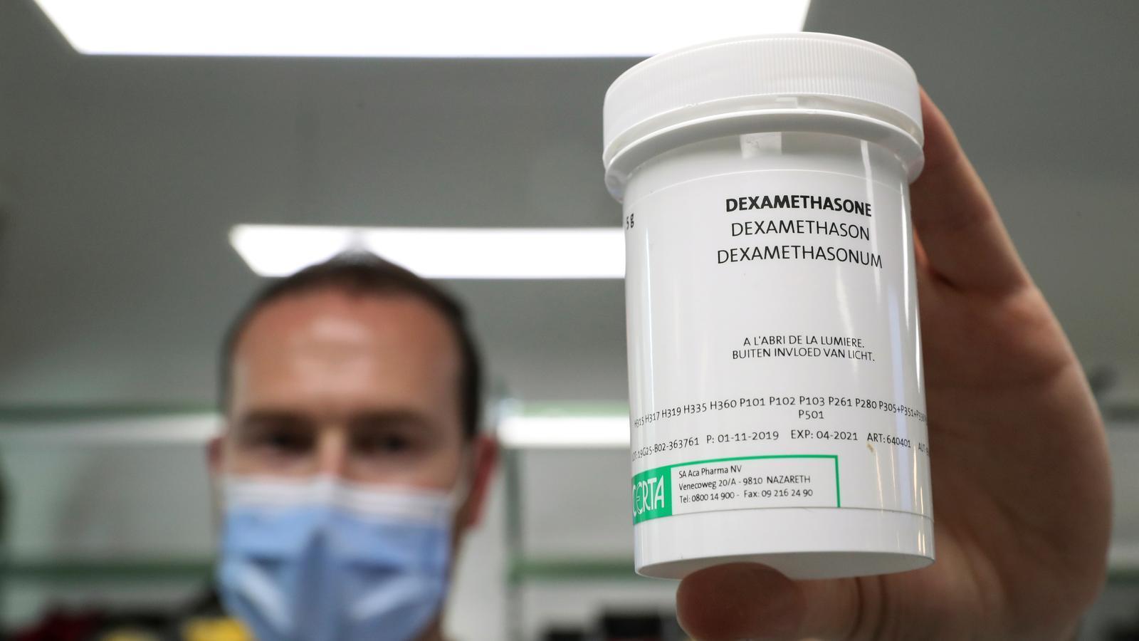 Un medicament es demostra eficaç per salvar la vida d'un 30% dels malalts molt greus per coronavirus