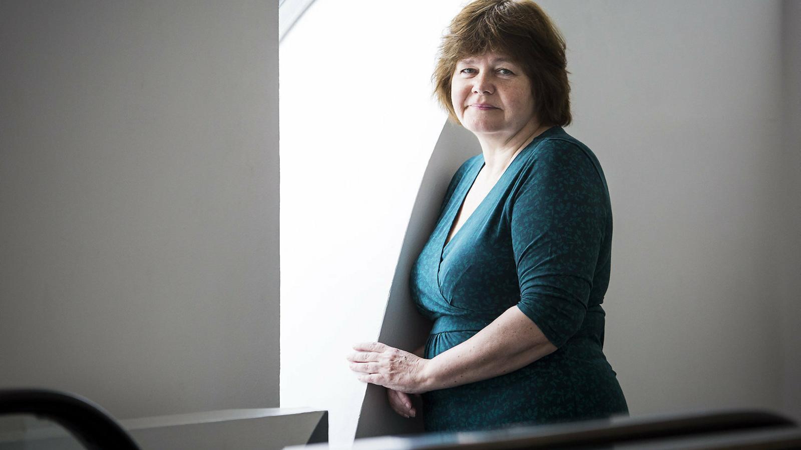 """Carolyn Steel: """"El menjar no pot ser econòmic"""""""
