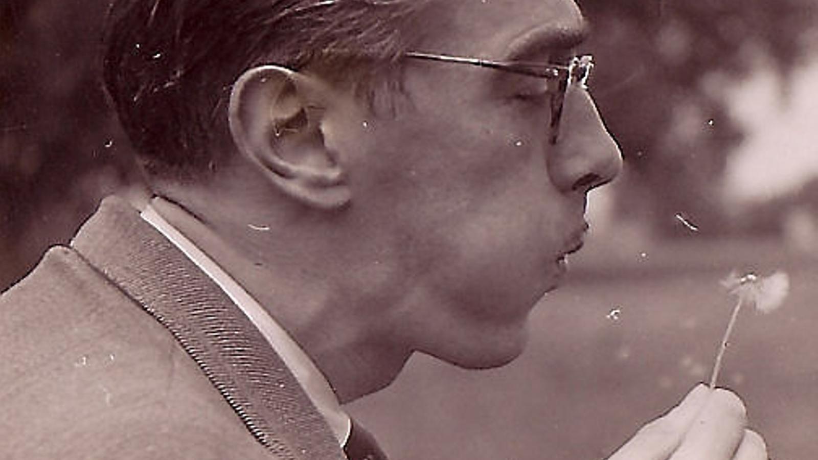 El mestre Joaquim Serra  i Corominas