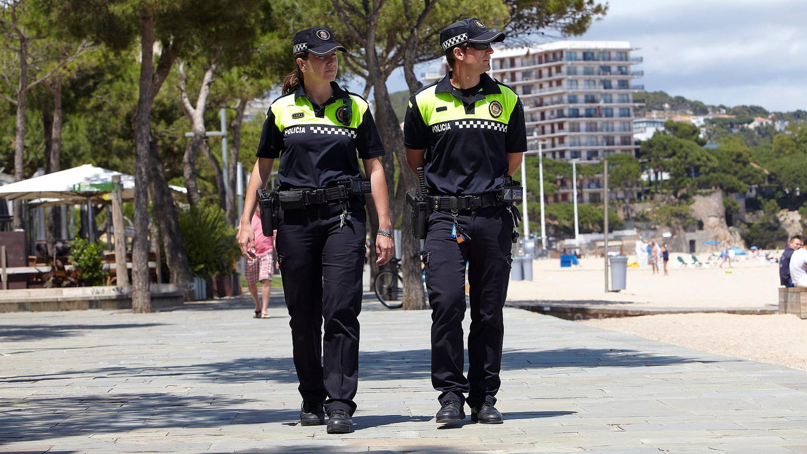 Els policies locals es podran prejubilar amb 59 anys