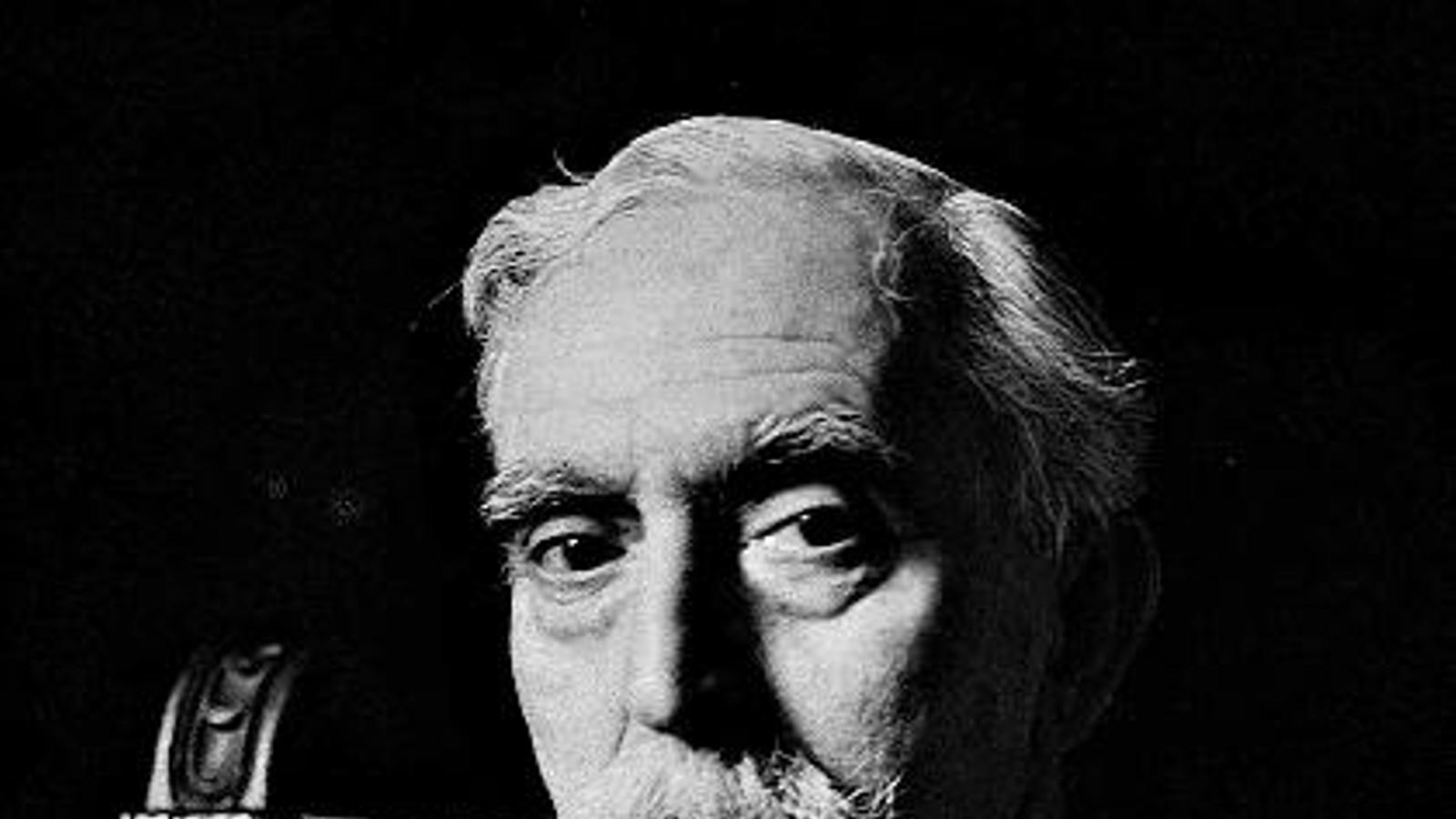 Francesc Macià va ser president dos anys, del 1931 al 1933. La seva figura segueix sent referencial per als dirigents polítics actuals. / SÀPIENS