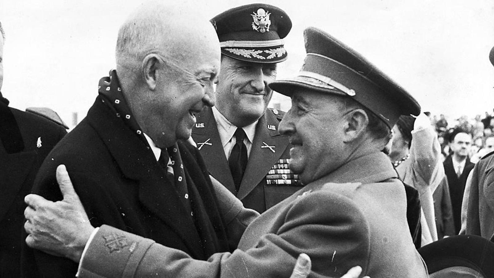 El pacte Franco-Eisenhower