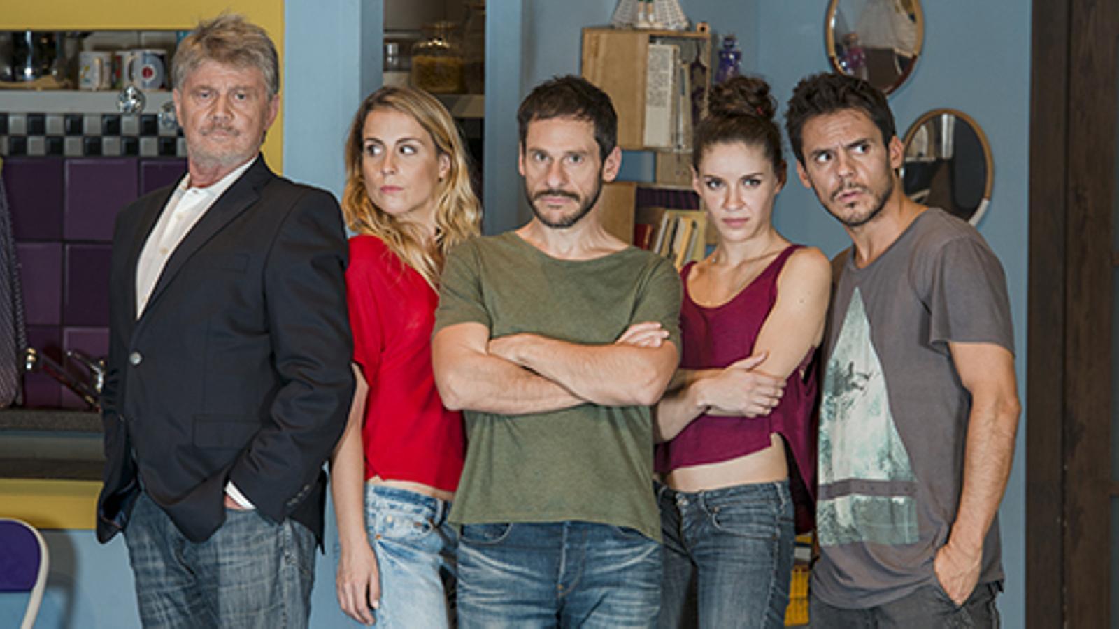 Arriba a Palma, Burundanga, la comèdia que ha vist més d'un milió d'espectadors