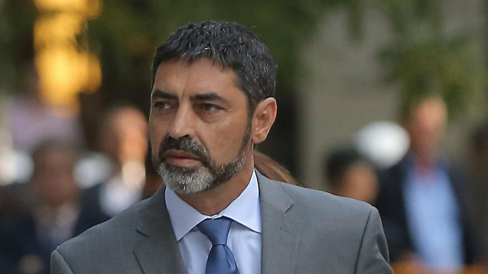 La cara visible dels Mossos i el blanc de les acusacions