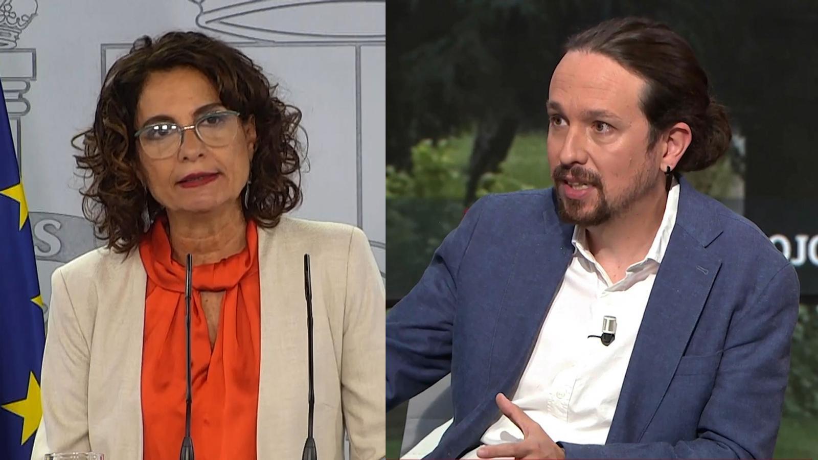 Iglesias corregeix la ministra d'Hisenda sobre les baixes dels pares, Junqueras refusa la confrontació amb l'Estat en les actuals condicions, i acaba sense acord la primera reunió Barça-Messi :les claus del dia, amb Antoni Bassas (03/09/2020)