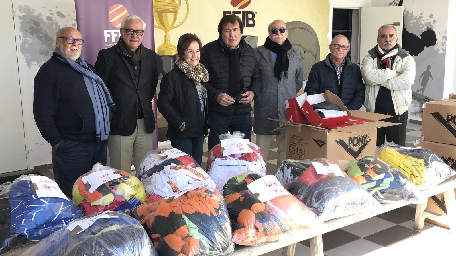 La Federació Balear de Futbol treballa per poder obrir una Escola de Futbol a Bolívia