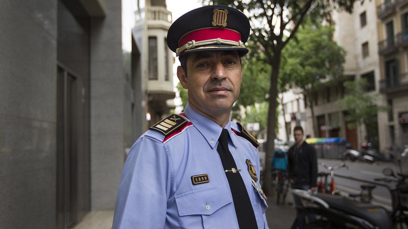 """Josep Lluís Trapero: """"Una 'policia patriòtica' és una vergonya"""""""