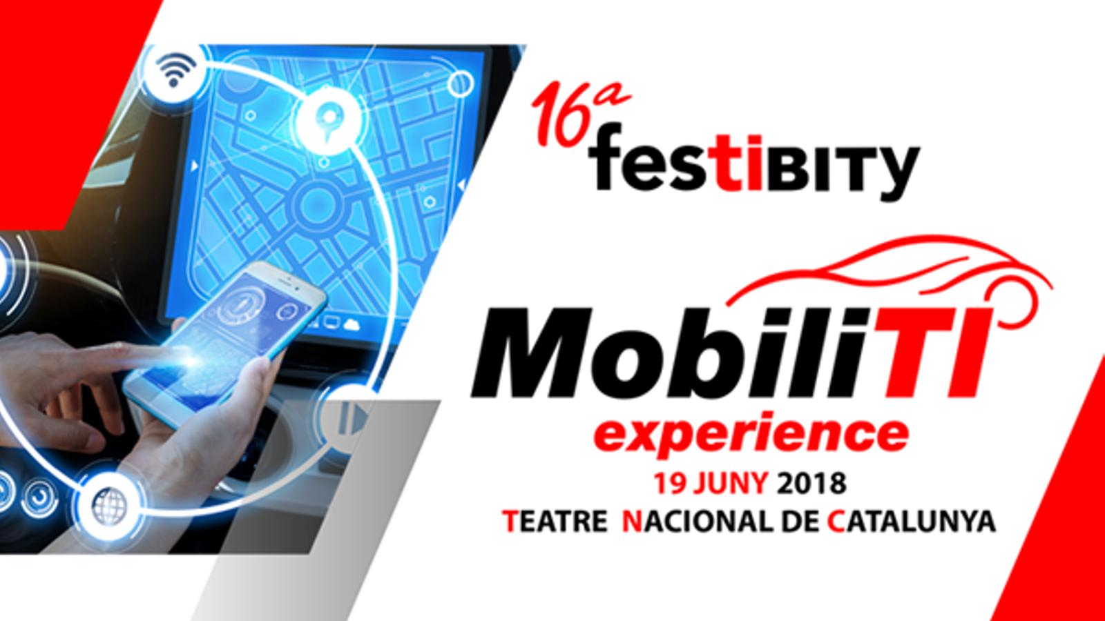 La Festibity dedica la 16a edició a la mobilitat intel·ligent