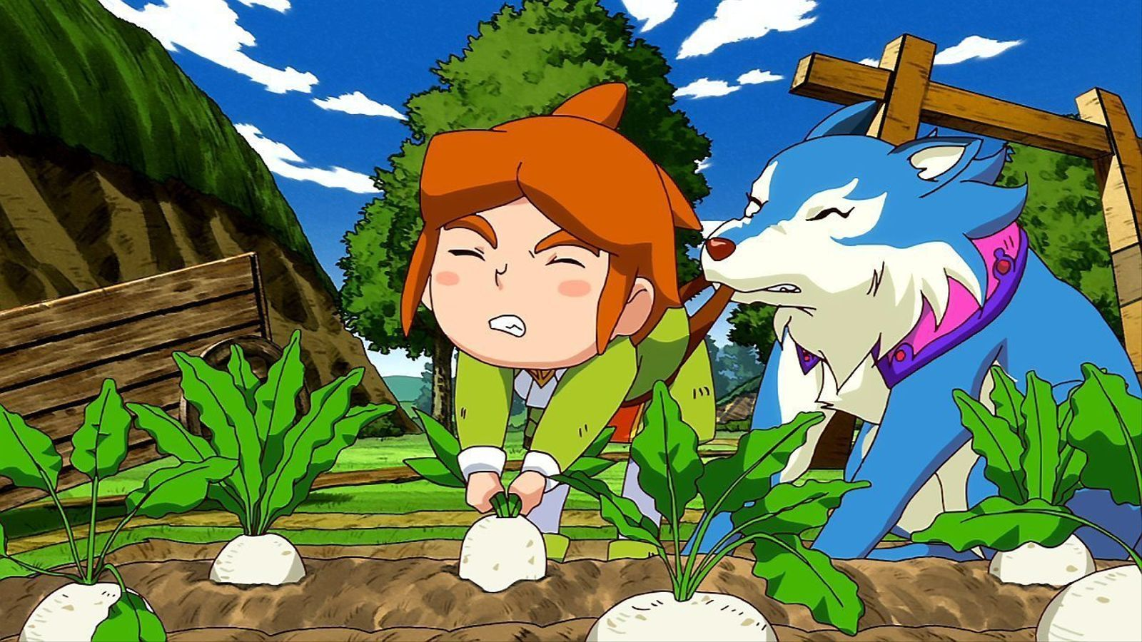 'Return to Popolo-Crois: A story of seasons fairytale'  Nintendo 3DS