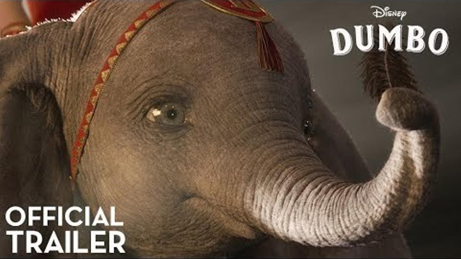 Tràiler del nou 'Dumbo'