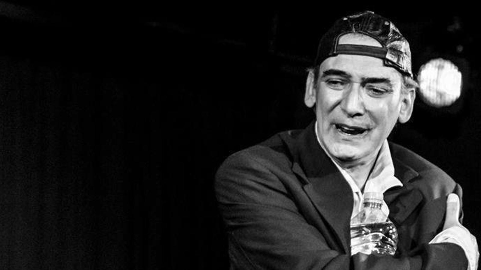 Ricardo Moya a 'El sueño de un hombre ridículo'