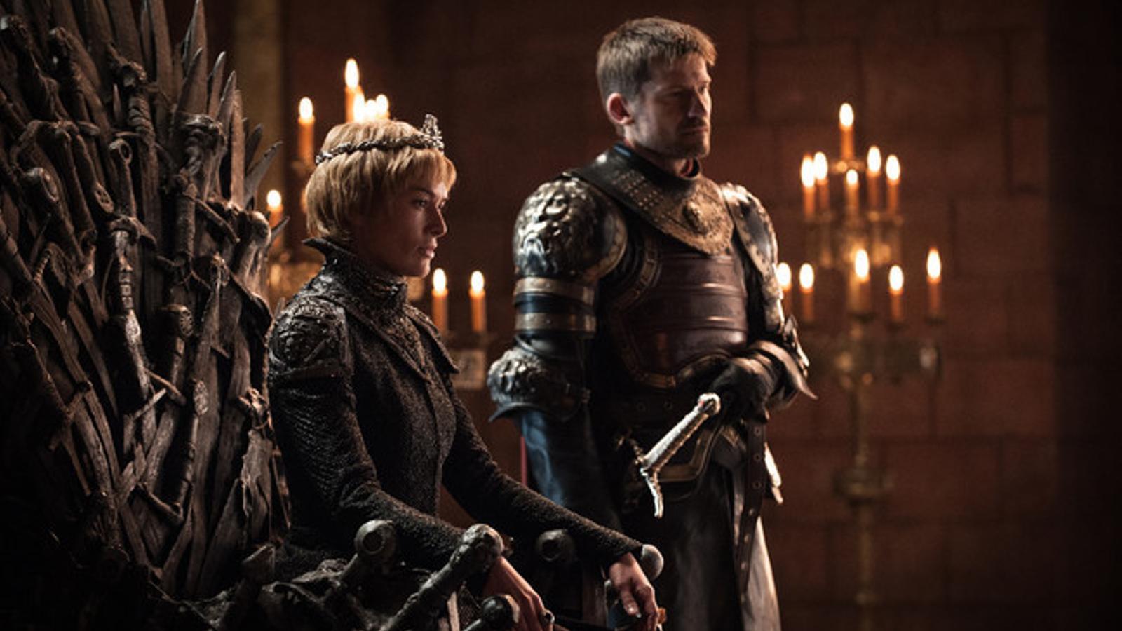 Nou tràiler de 'Joc de trons': tot preparat per a la gran guerra