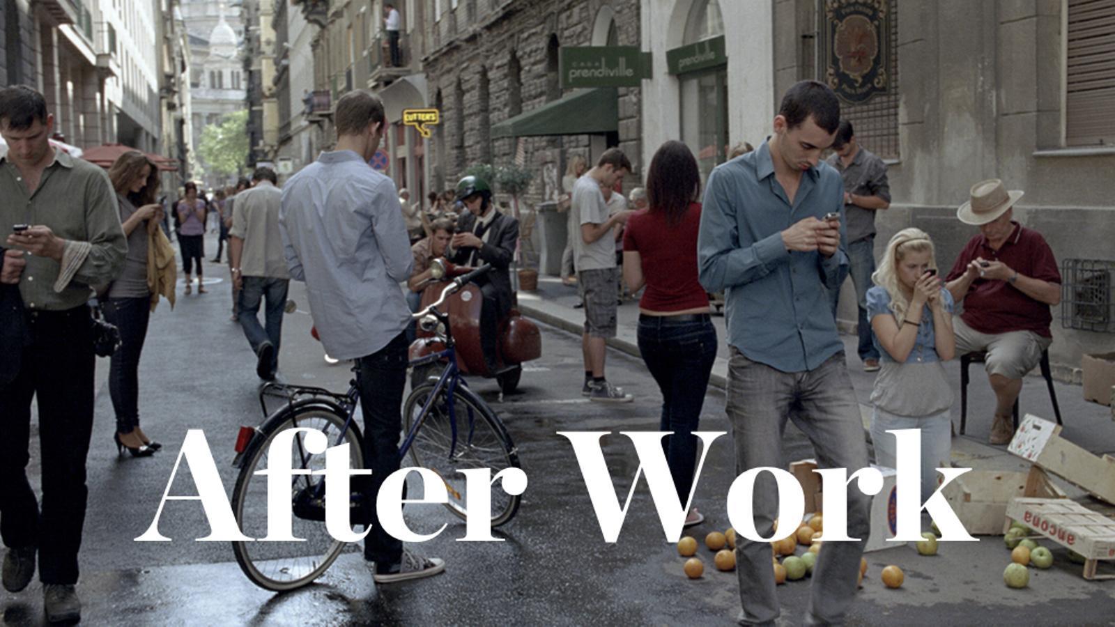 L'After Work: Ets un 'hipster' o un 'muppie'?