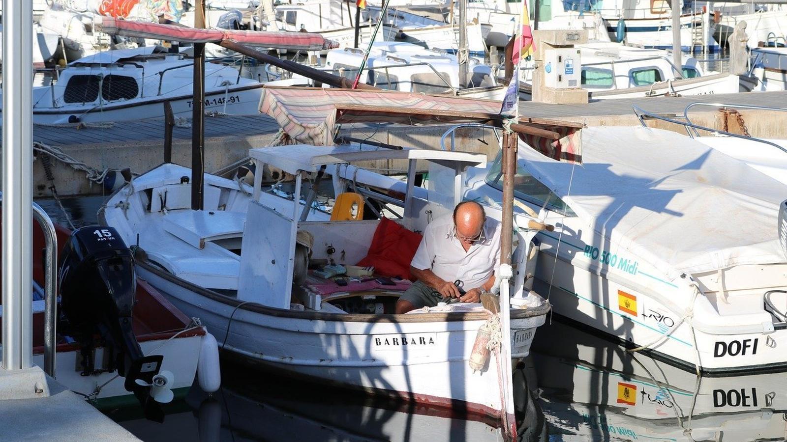 La pesca professional es podrà beneficiar de la segona línia de subvencions.