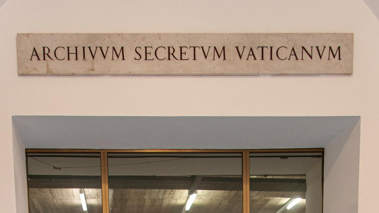 Els arxius secrets de Pius XII, al descobert